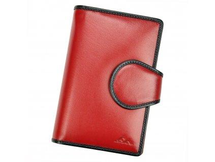 Dámská kožená peněženka El Forrest 563 44 červená Modexastyl (10)