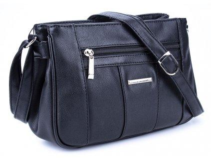 Malá kabelka přes rameno černá Bag Street 3018 2 ModexaStyl (8)