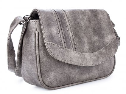 Malá kabelka přes rameno šedá Bag Street 3251 ModexaStyl (2)