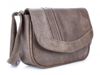 Malá kabelka přes rameno hnědá Bag Street 3251 ModexaStyl (3)