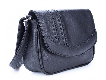 Malá kabelka přes rameno černá Bag Street 3251 ModexaStyl (3)
