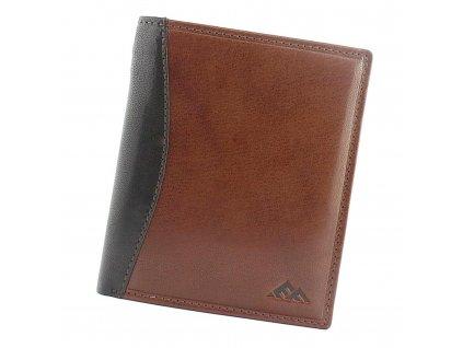 Pánská kožená peněženka hnědá El Forrest 552 21 ModexaStyl (2)
