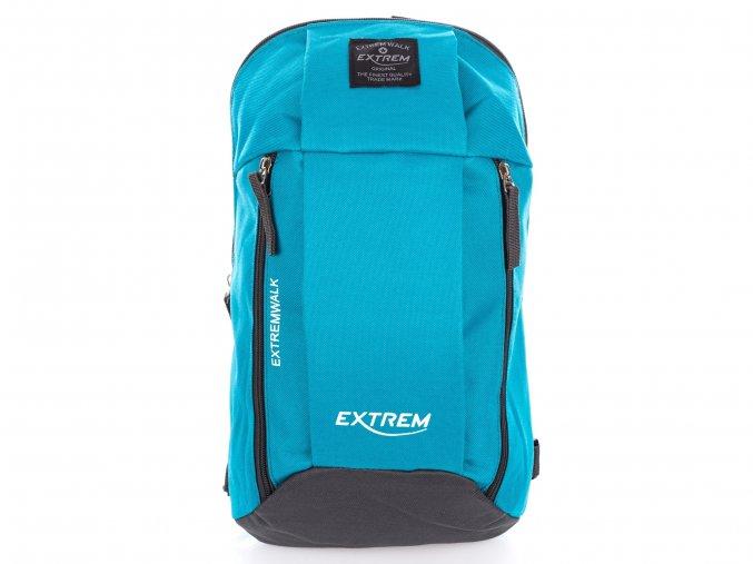 Dámský batůžek sportovní Bag Street 4084 TK tyrkysový (2)
