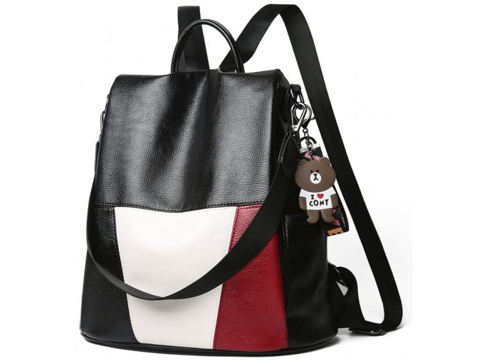 Dámský batůžek a kabelka batoh GIL Bags 2v1 2021 ModexaStyl (2)