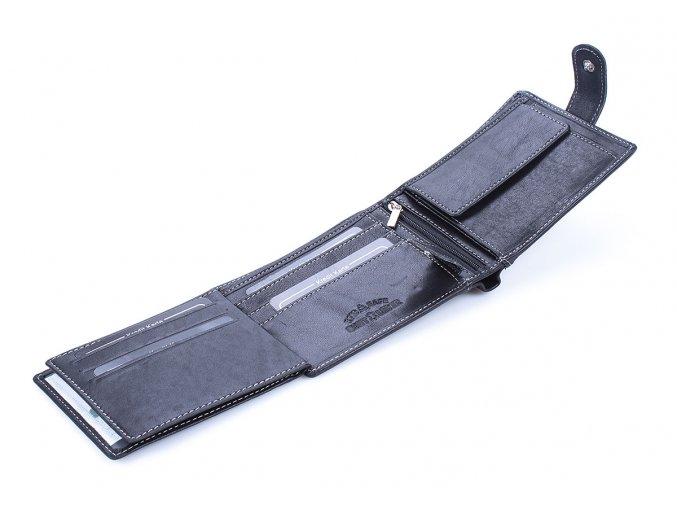 Pánská kožená peněženka Wild 5503 BK černá ModexaStyl (44)