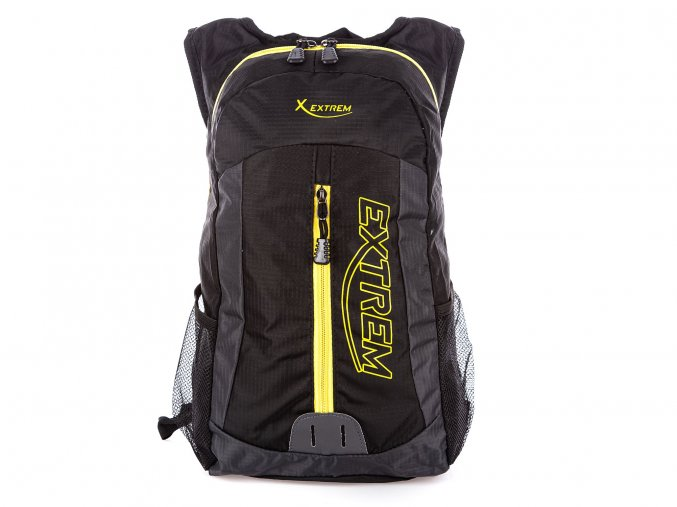 Sportovní batůžek nejen na kolo bag Street Extrem 4241 černý ModexaStyl (2)