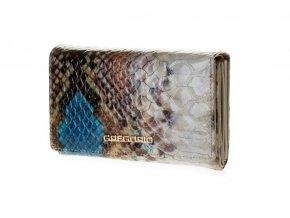 Prostorná dámská kožená peněženka Gregorio VL-112-BE