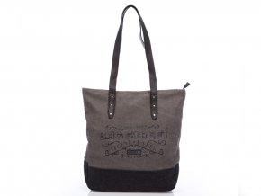 shopper kabelka bag street 4531 GY (2)
