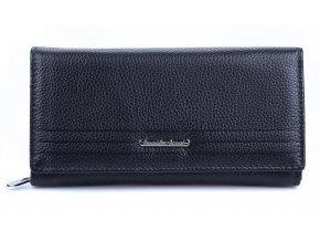 Dámská kožená peněženka Jennifer Jones 5274 černá (12)