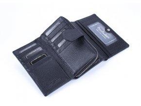 Dámská kožená peněženka Jennifer Jones 5275 černá ModexaSTyl (1)