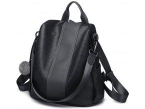 Dámský batůžek a kabelka 2039 kombinace 2v1 GIL Bags ModexaStyl (3)