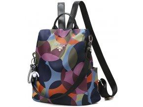 Dámský batůžek a kabelka 2v1 Gil Bags milticolor 2016 ModexaStyl (2)
