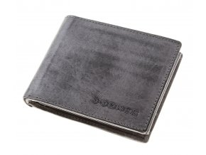 Pánská kožená peněženka J JONES 5682 šedá ModexaSTyl (3)
