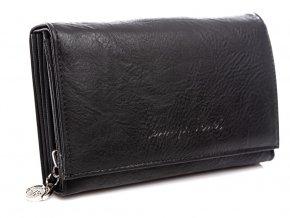 Dámská peněženka Jennifer Jones 1103 černá ModexaStyl (3)