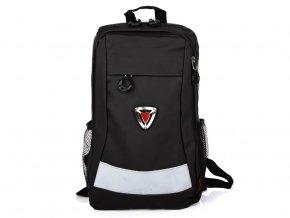 Stylový pánský městský batoh bag Street 4094 černý ModexaStyl (2)