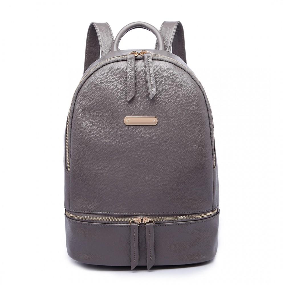 Dámský batoh LF6606 - šedý 4268014392