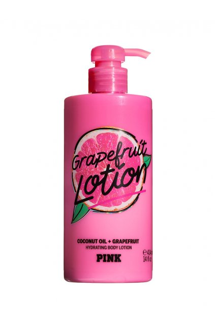 Victoria's Secret PINK Grapefruit Lotion Hydrating body with Coconut Oil