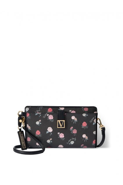 Victoria's Secret Convertible crossbody / peněženka / Dark Rose