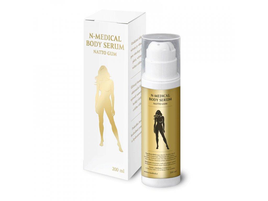 Hyaluron N-Medical Body sérum 200 ml + DÁREK