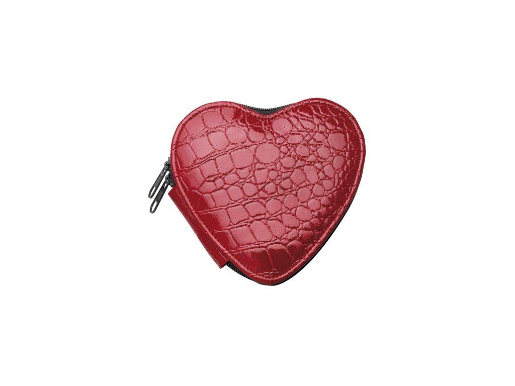 Dárková manikúra srdce