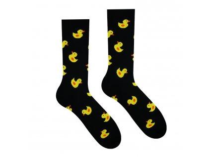 Veselé ponožky Kačenka