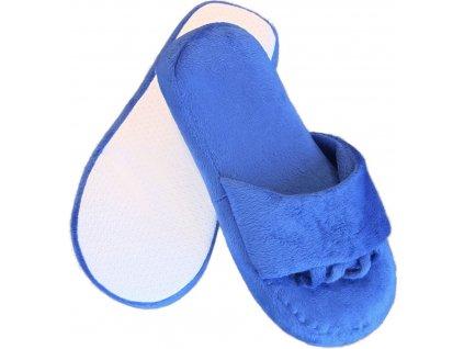Korekční pantofle z paměťové pěny