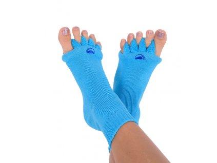 Adjustační ponožky Blue (Velikost L (vel. 43+))
