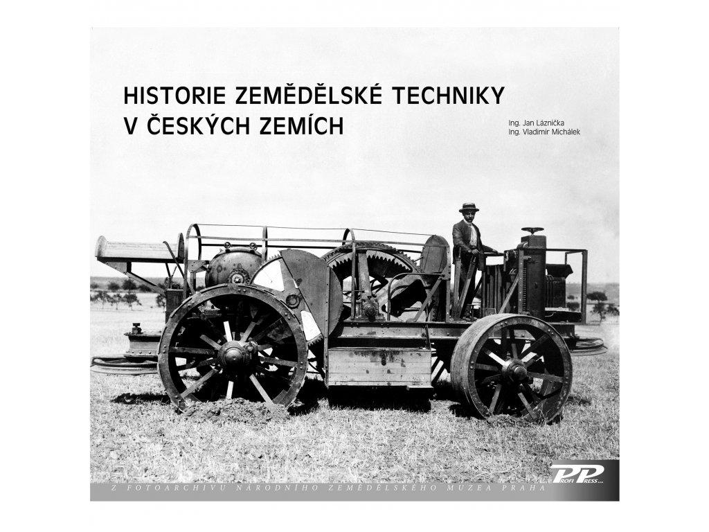 Historie zemědělské techniky v českých zemích