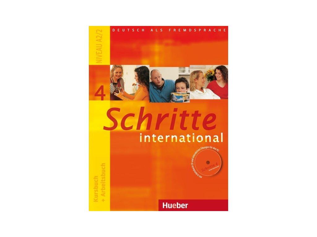Schritte international 4 Paket