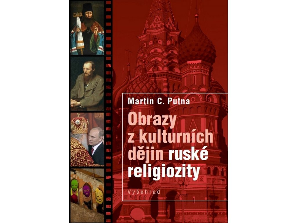 Obrazy z kulturních dějin ruské religiozity