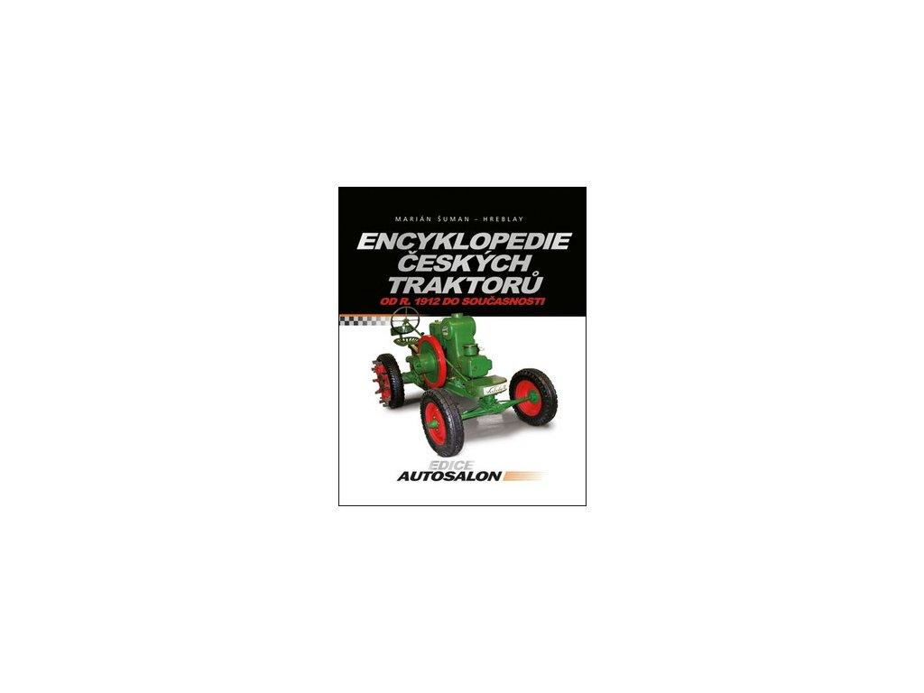 Encyklopedie českých traktorů od r. 1912 do současnosti