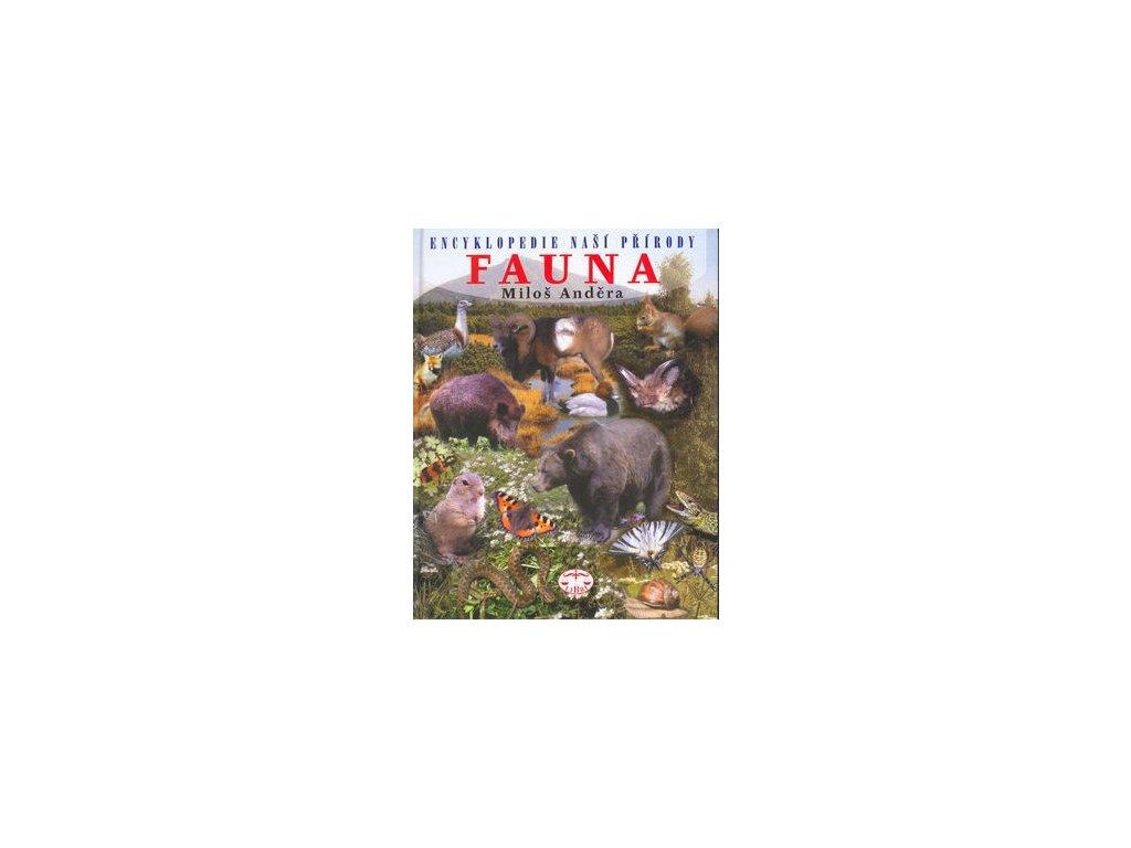 Encyklopedie naší přírody. Fauna