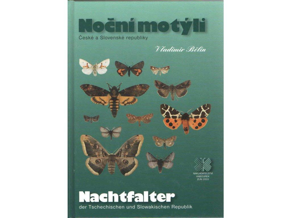 Noční motýli České a Slovenské republiky