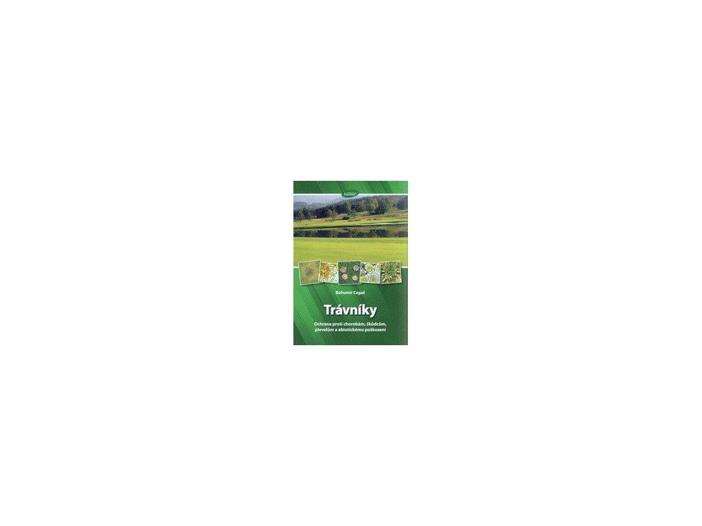 Trávníky. Ochrana proti chorobám, škůdcům, plevelům a abiotickému poškození