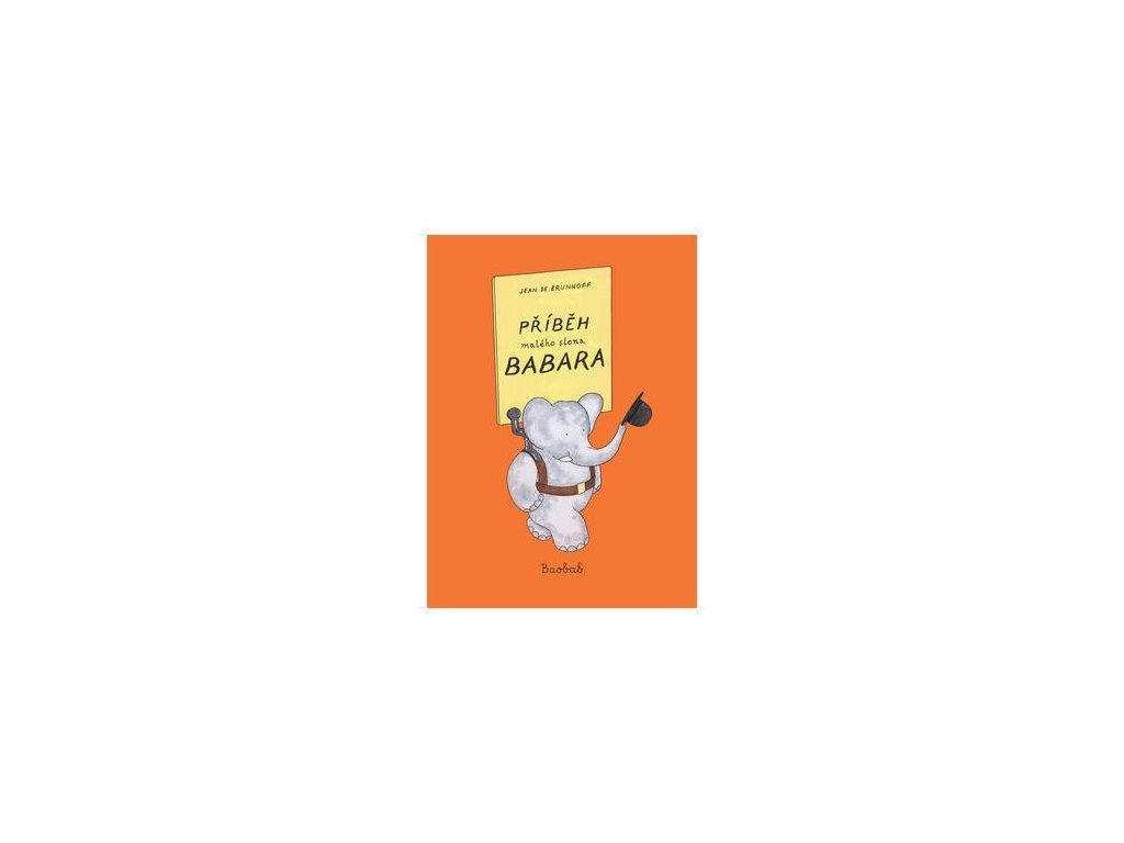 Příběh malého slona Babara