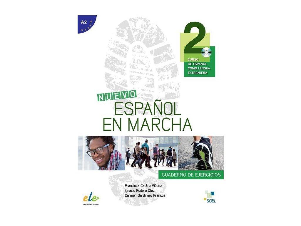 Nuevo Espanol en marcha 2 - pracovní sešit + CD