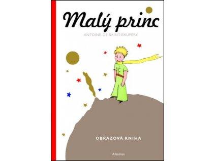 Malý princ. Malá obrazová kniha