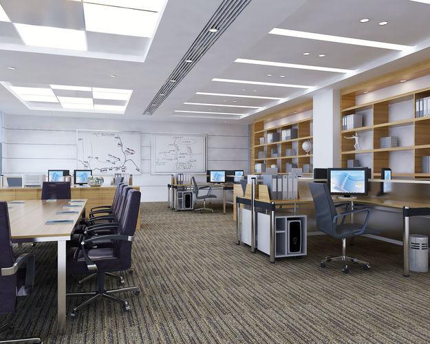 3d-models-detailed-office-interior-scene-3d-model-max