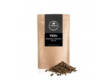 Káva Peru SHB EP Papagayo