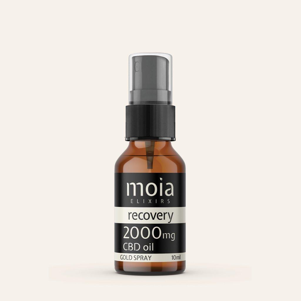 2000mg CBD spray 10ml