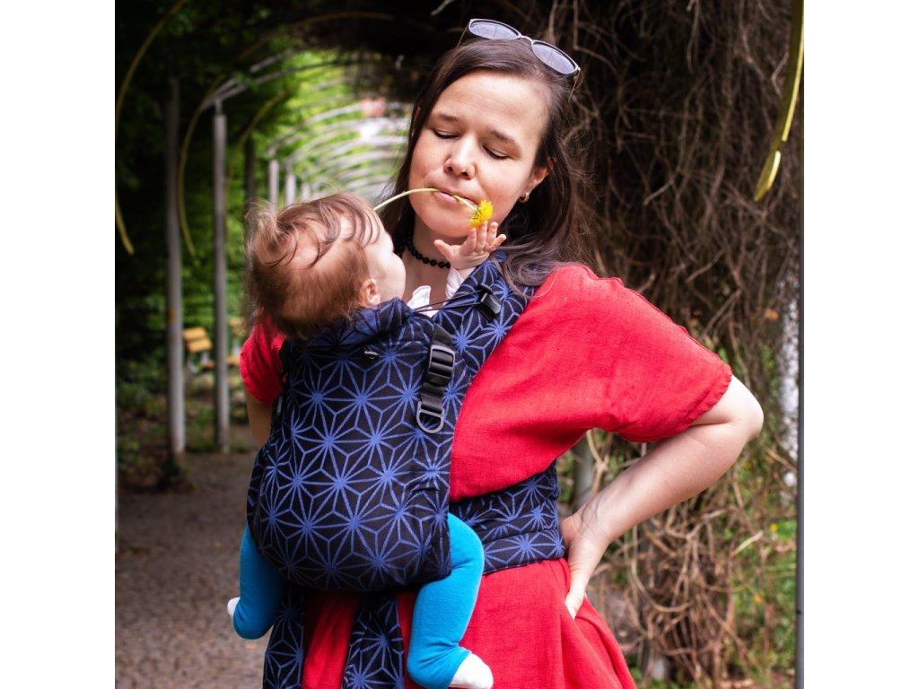 Moisha HuGo geostar Grappe novorozenecke nositko A1