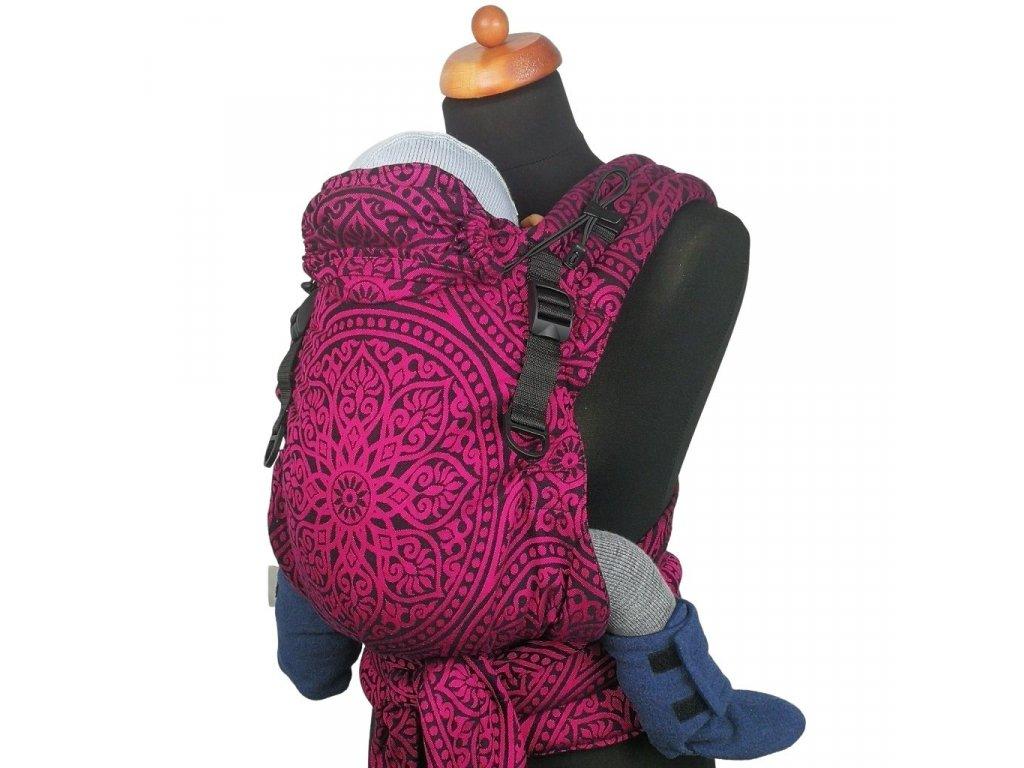 Moisha HuGo novorozenecke ergonomicke nosiotko1