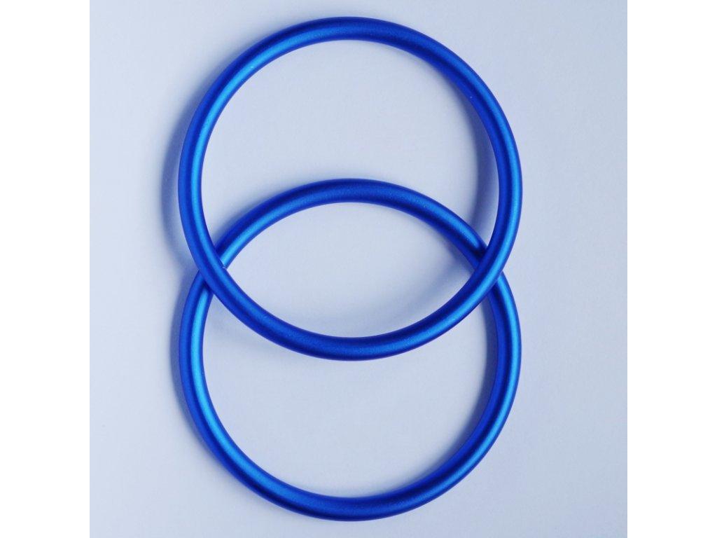 Ring sling kroužky na nošení dětí modré