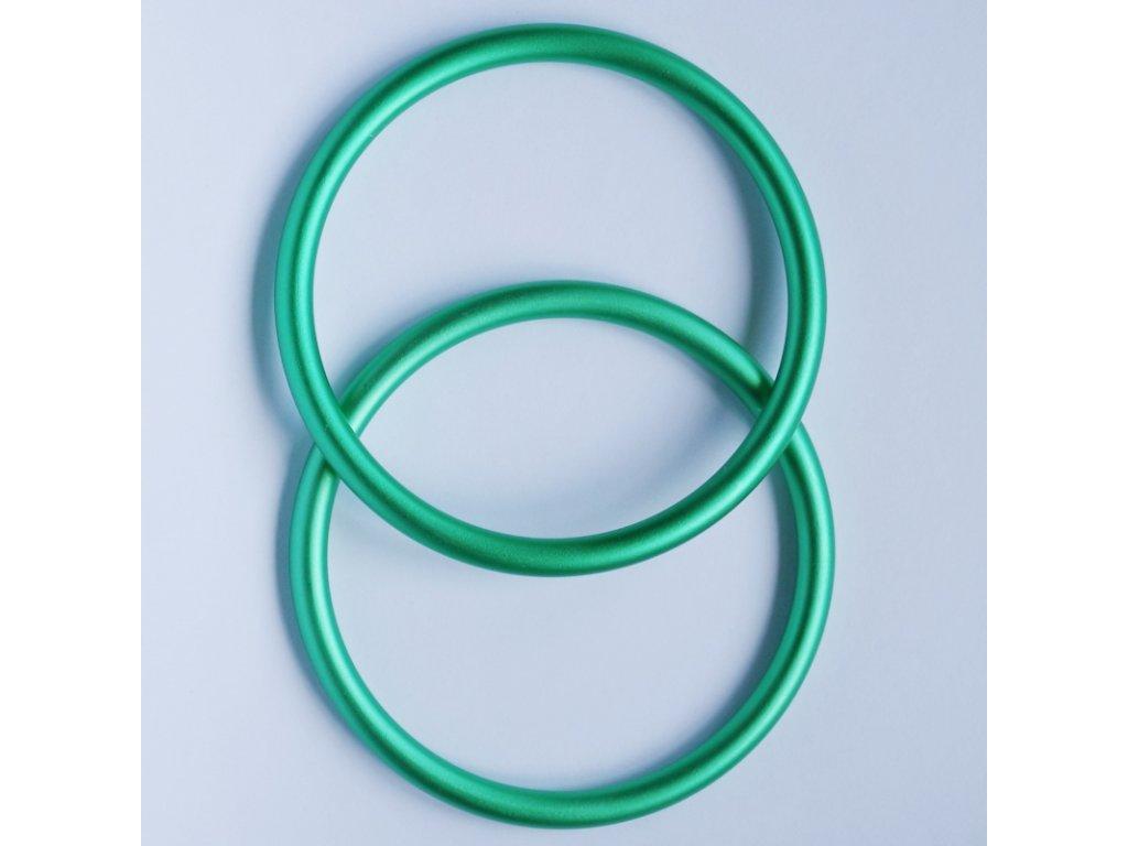 Ring sling kroužky na nošení dětí Zelené