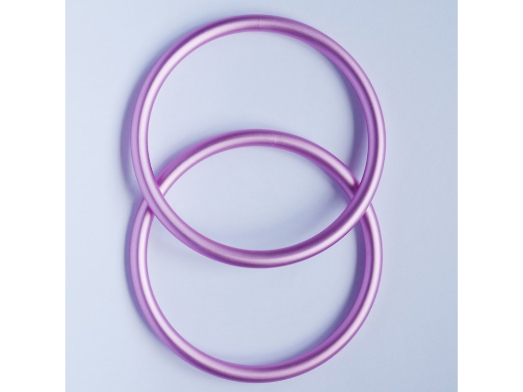 Ring sling kroužky na nošení dětí Světle Růžové