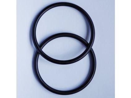 Ring sling kroužky na nošení dětí Černé