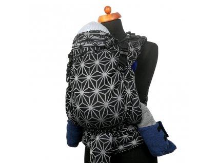 oisha HuGo geostar black ergonomicke nositko2
