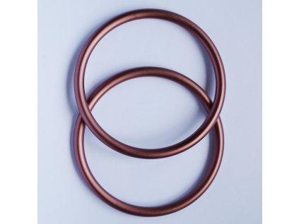 Ring sling kroužky na nošení dětí Hnědé