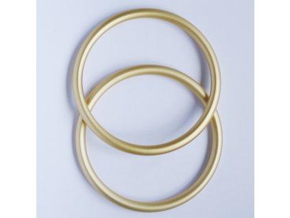 Ring sling kroužky na nošení dětí Zlaté