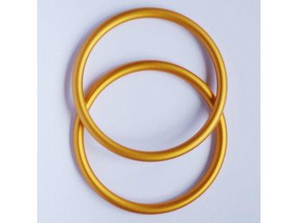 Ring sling kroužky na nošení dětí Žluté